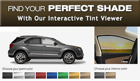 Auto Window Tint Previewer