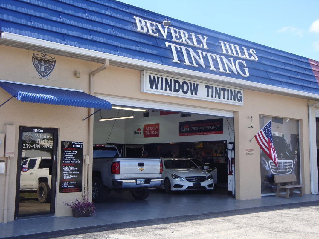Window Tinting Fort Myers Cape Coral