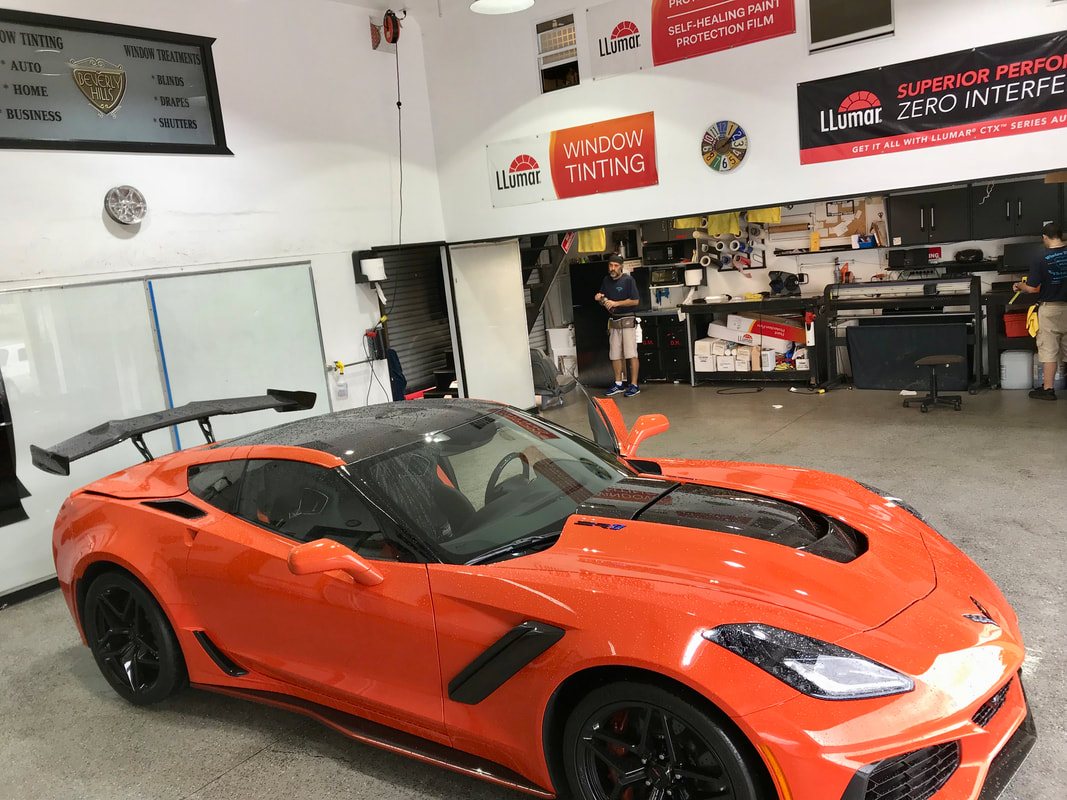 Auto window tinting in Ft Myers & Naples, FL
