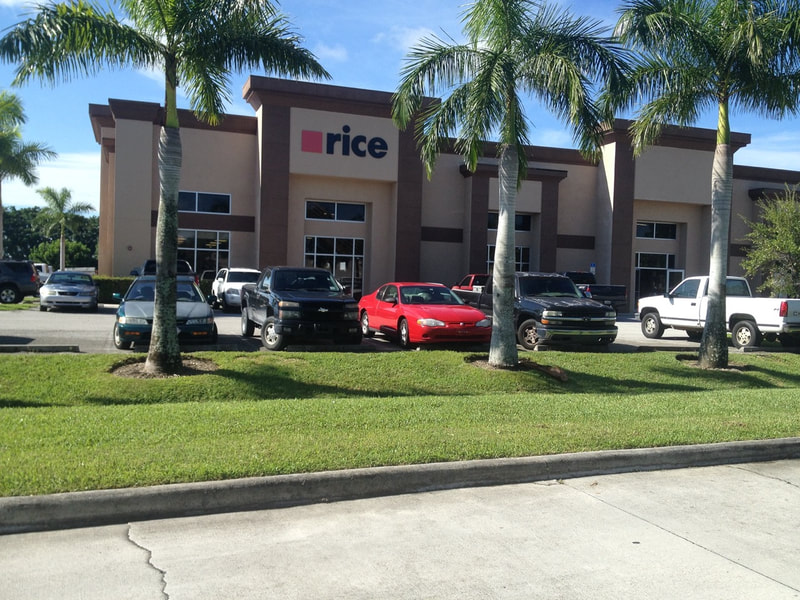 Window films installed at Rice Insulation and Glass. Ft Myers